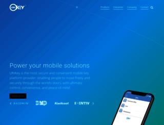 unikeytech.com screenshot