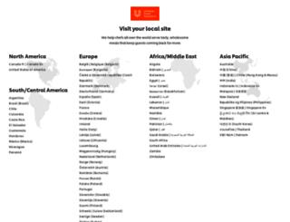 unileverfoodsolutions.com screenshot
