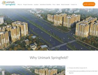 unimarkspringfield.com screenshot
