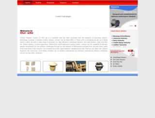 unimaxpollutioncontrol.com screenshot