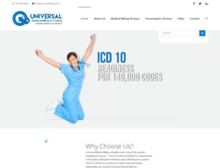 unimedbilling.com screenshot
