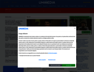 unimedia.md screenshot