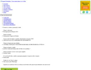 unimeduberlandia.com.br screenshot