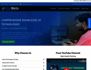 uninets.com screenshot