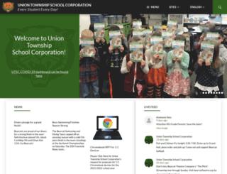union.k12.in.us screenshot