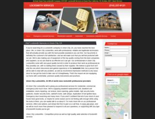 unioncitylocksmiths.biz screenshot