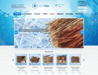 unionfish.ru screenshot