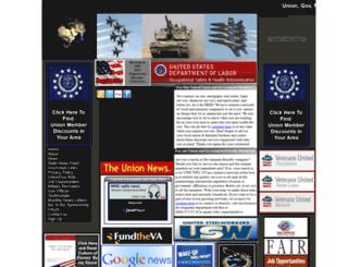 unioninfocenter.org screenshot