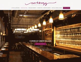 unionsquare.corkbuzz.com screenshot
