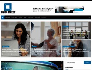 unionstreet.fr screenshot