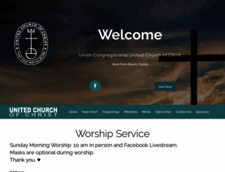 unionucc.net screenshot