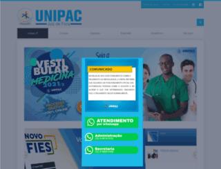 unipacjf.com.br screenshot