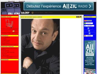 uniprix-aylmer.allmyblog.com screenshot