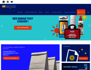 uniprix.com screenshot