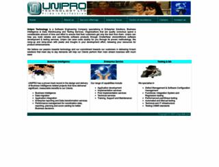 uniprotek.com screenshot