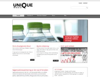 uniqpartner.com screenshot