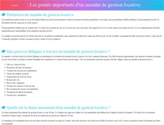 unique-immo.com screenshot