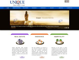 uniquelifecare.com screenshot