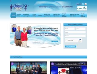 uniqueu.com screenshot