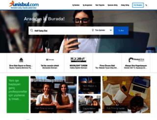 unisbul.com screenshot