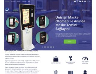 unisign.com.tr screenshot