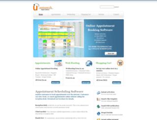 unispeck.com screenshot
