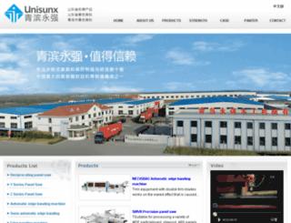 unisunxgroup.com screenshot