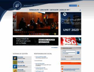 unit.org.uy screenshot