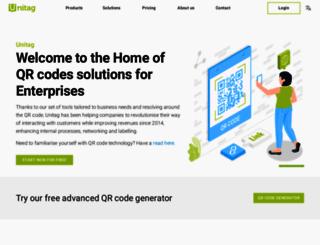 unitaglive.com screenshot