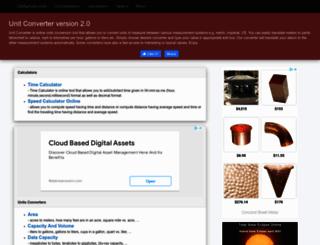 unitarium.com screenshot