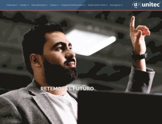 unitec.edu screenshot