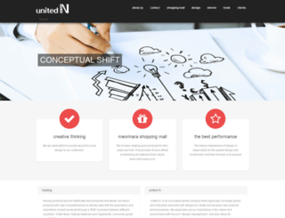 united-n.com screenshot