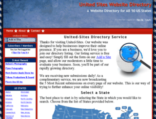 united-sites.com screenshot