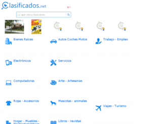 united-states.clasificados.net screenshot