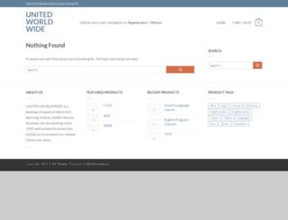 united-ww.com screenshot