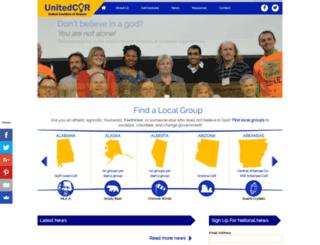 unitedcor.com screenshot