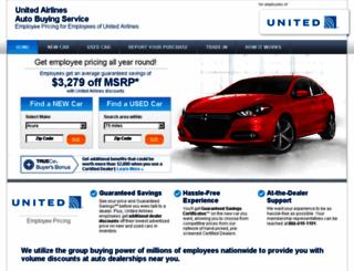 unitedemployees.truecar.com screenshot