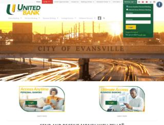 unitedfidelitybank.com screenshot