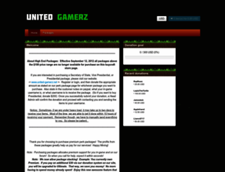 unitedgamerzstore.buycraft.net screenshot