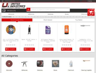 unitedindustries.net screenshot