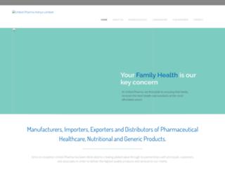 unitedpharma.co.ke screenshot