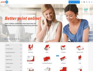 unitedprint.co.uk screenshot