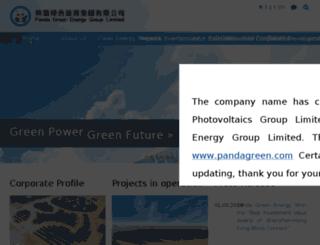 unitedpvgroup.com screenshot