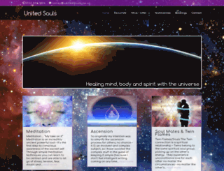 unitedsouls.co.uk screenshot
