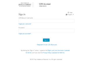 unitedway.ldschurch.org screenshot