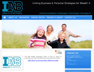 unitedwealthstrategies.com screenshot