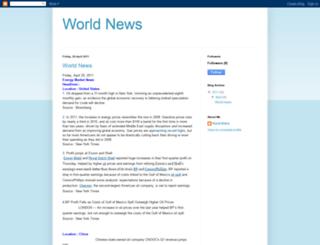 uniteworld.blogspot.com screenshot