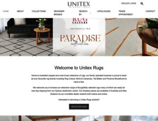 unitexint.com screenshot
