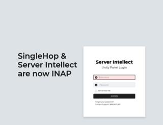 unity.serverintellect.com screenshot