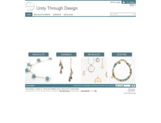 unitythroughdesign.co.uk screenshot